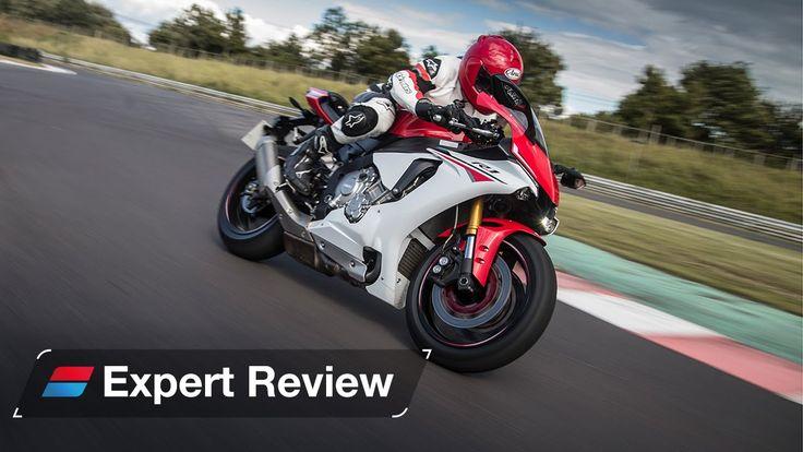 Yamaha YZF-R1 bike review