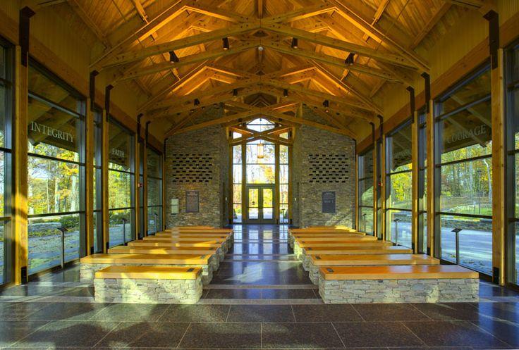 Semper Fidelis Memorial Chapel Fentress Architects