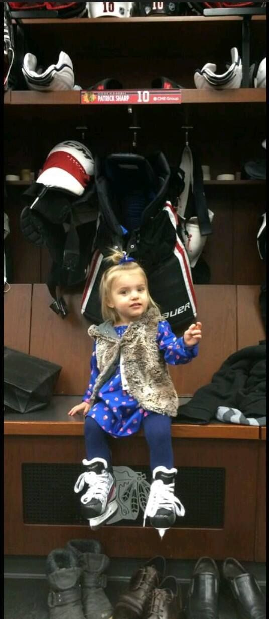 Gallery For > Patrick Sharp Daughter