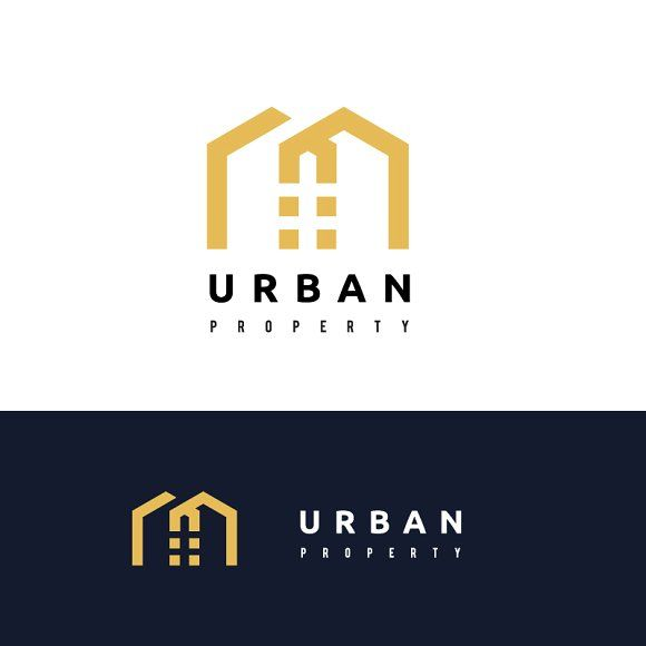 Urban Property Logo @creativework247