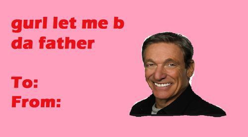 69 Hilarious and Bizzarre Valentine's Day Cards, Memes and Ideas
