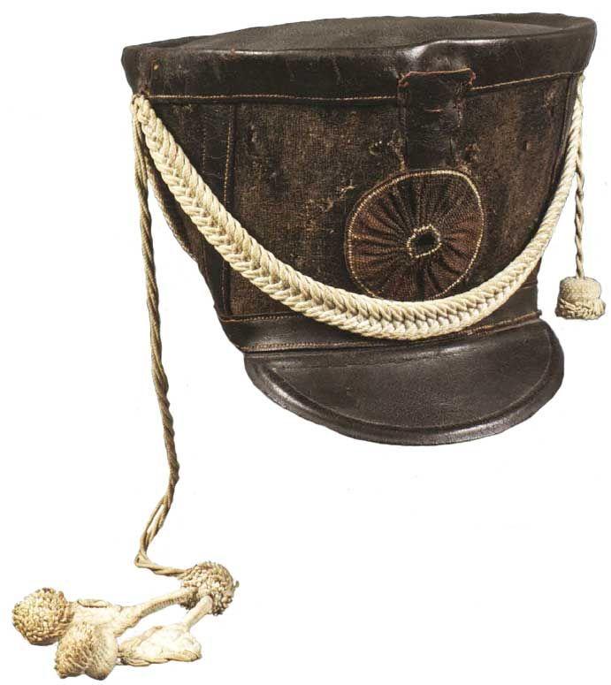 Русский гусарский кивер образца 1809 года