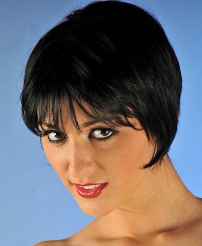 Cute Black Hairstyles For Medium Hair ~ http://wowhairstyle.com/cute-black-hairstyles/
