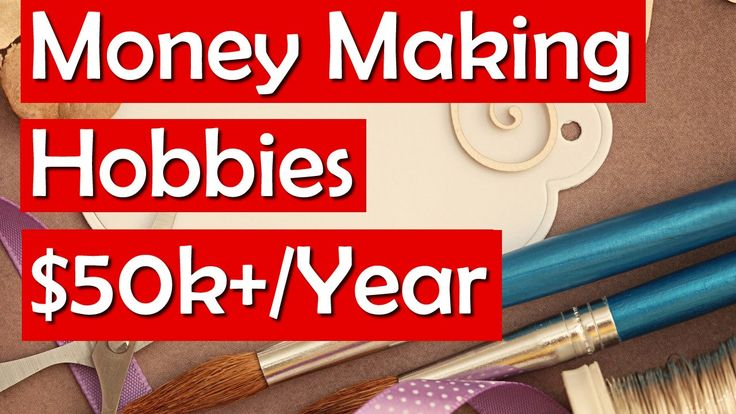 Hobbies that make money earn 50k year selling crafts on for Doing crafts at home for money