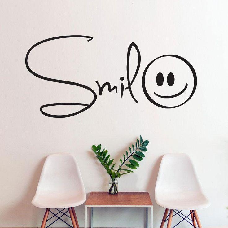 SMIL wallsticker