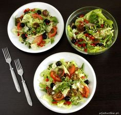 sojaturobie: prosta sałatka wegetariańska