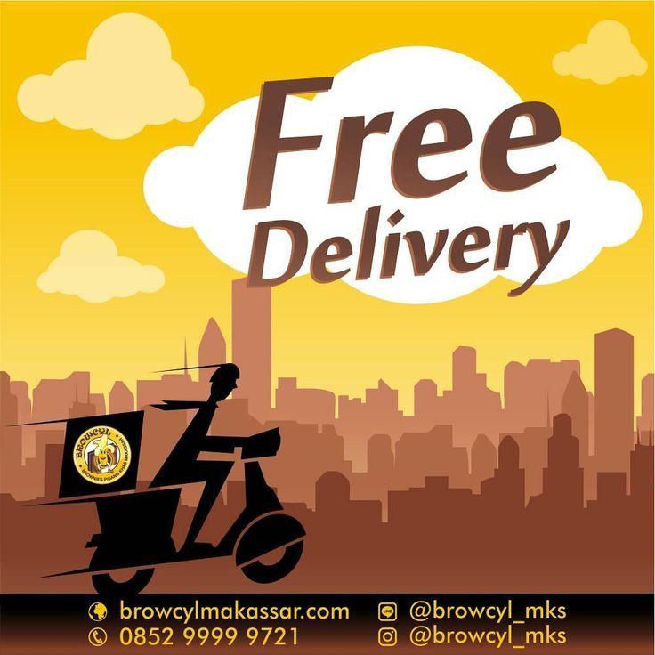 Hay Browcyl Lovers ^_^Kini Browcyl ada Program FREE DELIVERY seKota Makassar nih.. Berlaku dari Senin sampai Sabtu yah... Jadi untuk Browcyl Lovers yang lagi di Kantor atau di Rumah tapi malas gerak bisa langsung menghubungi CS kami... ^_^________________Outlet Browcyl di : 🏠 Jalan Pettarani No. 9 Makassar🏠 Jalan Hertasning No. B5 Makassar (Setelah RS Grestelina)_________________Kontak Info & Delivery Order ( CS aktif jam 8 pagi - 4 Sore )Minggu OFFLine 📩PIN BB: D79D6468📞 WA/SMS