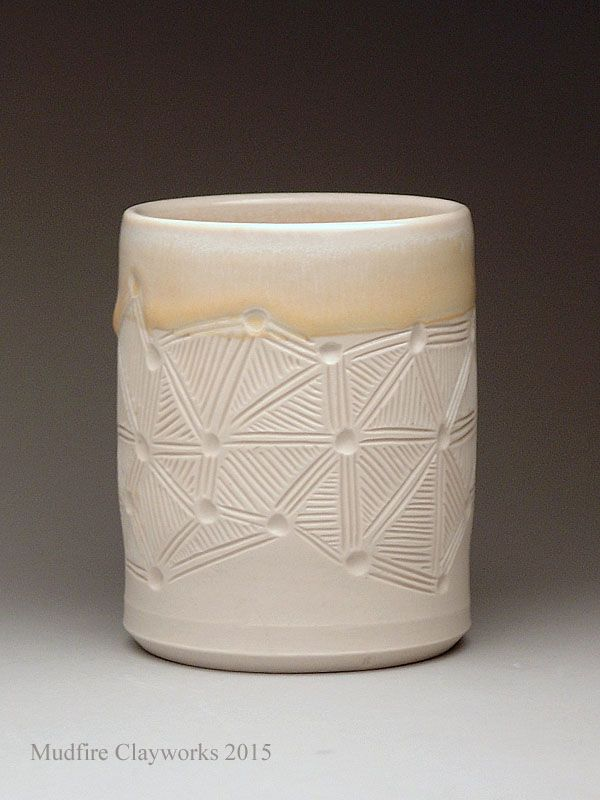 Claire Miller Tumbler at MudFire Gallery
