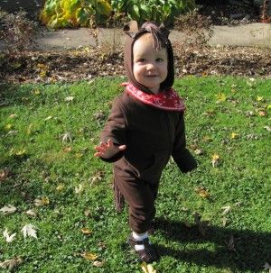 Toddler Horse Costume