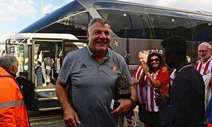 Sam Allardyce set to be named England manager after FA board meeting