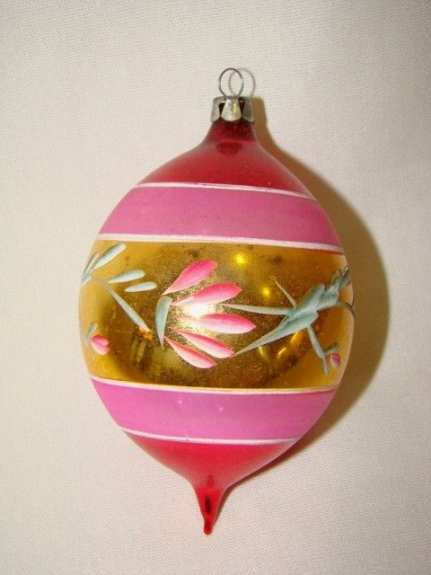 1319 Best Christmas Images On Pinterest Christmas: vintage glass christmas tree ornaments