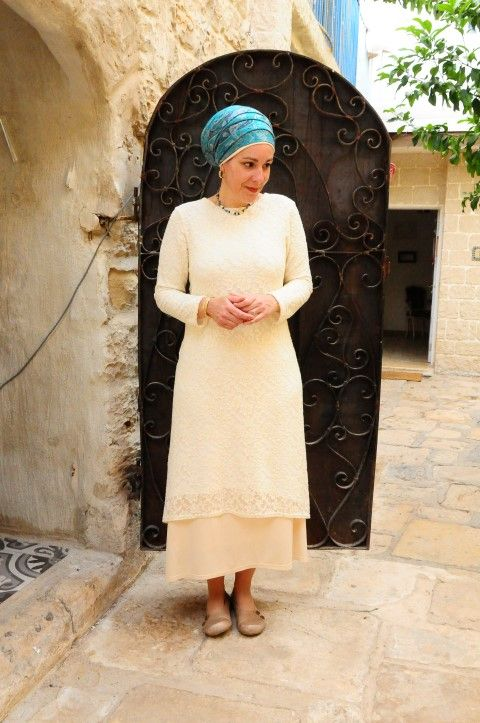 ancient hebrew women clothing