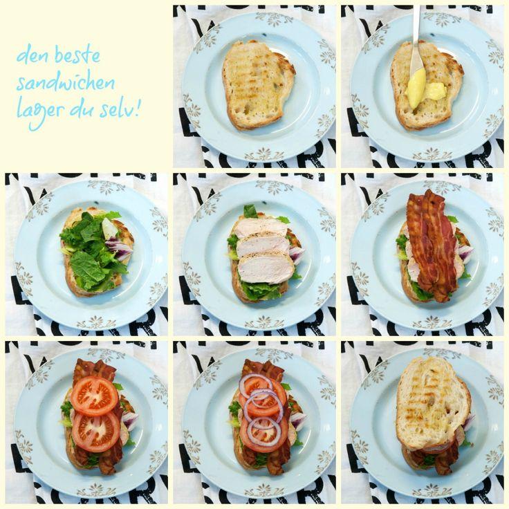 den beste sandwichen