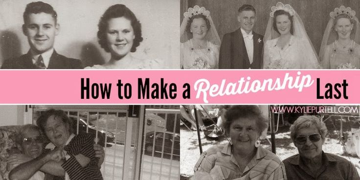 Kylie Purtell - Capturing Life: How to make a relationship last | Love