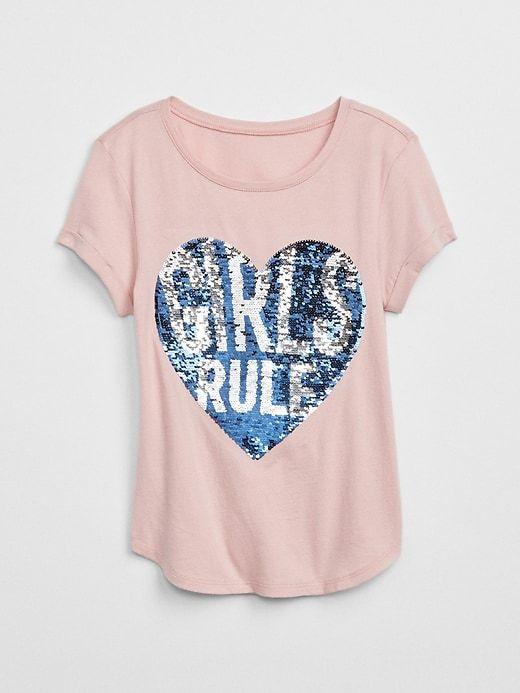 Shirt Kids' Clothes, Shoes & Accs. T-shirts, Tops & Shirts Gap Girl's T