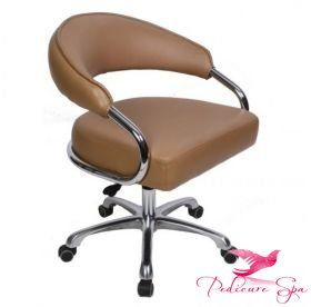 Psu Ns Customer Chair C004 Light Cuccino 129 95 Salon Chairs Nail Stools In 2018 Pinterest Furniture And Pedicure