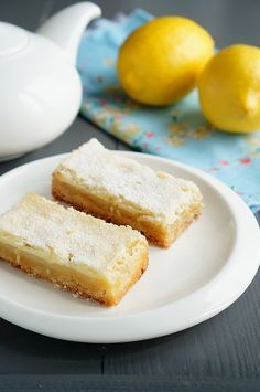 Волшебные лимонные бары, пошаговый рецепт с фото, фуд-блог и интернет-магазин andychef.ru