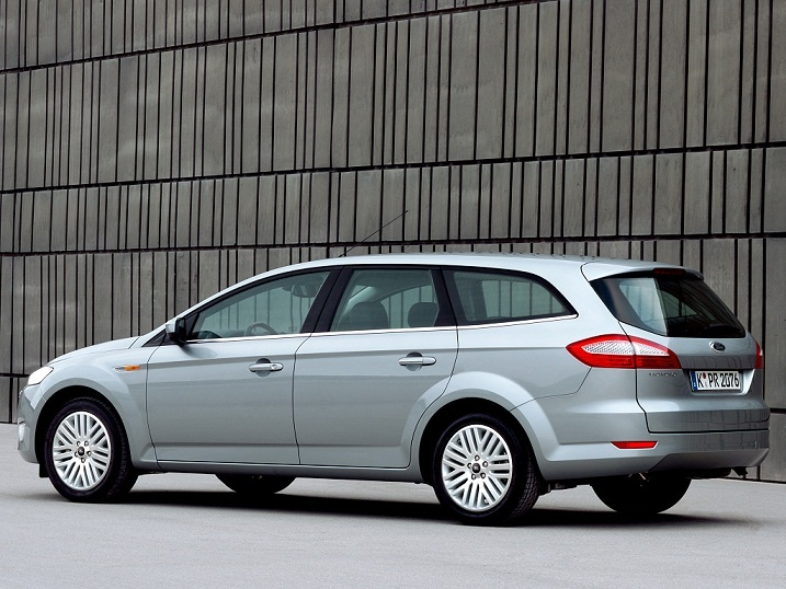Ford Mondeo Turnier (2007 - 2010).