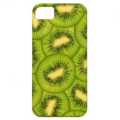 Kiwi Slices iPhone 5 Cases