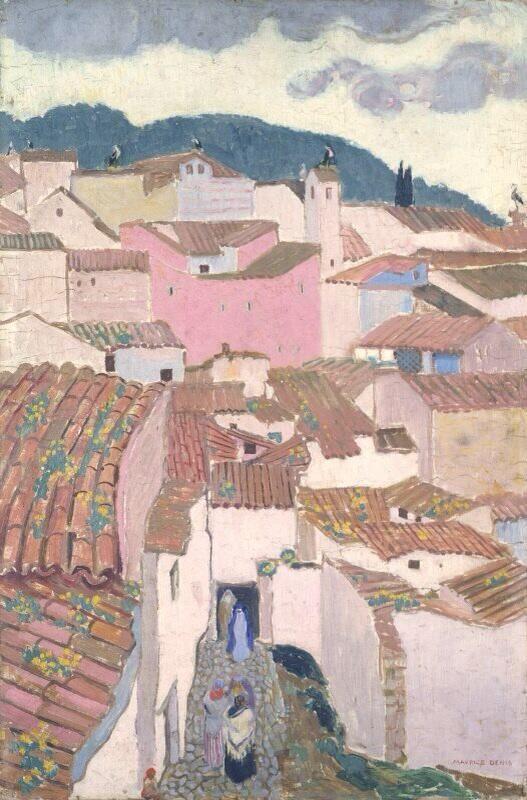 Constantine, Algeria - Maurice Denis French 1870-1943