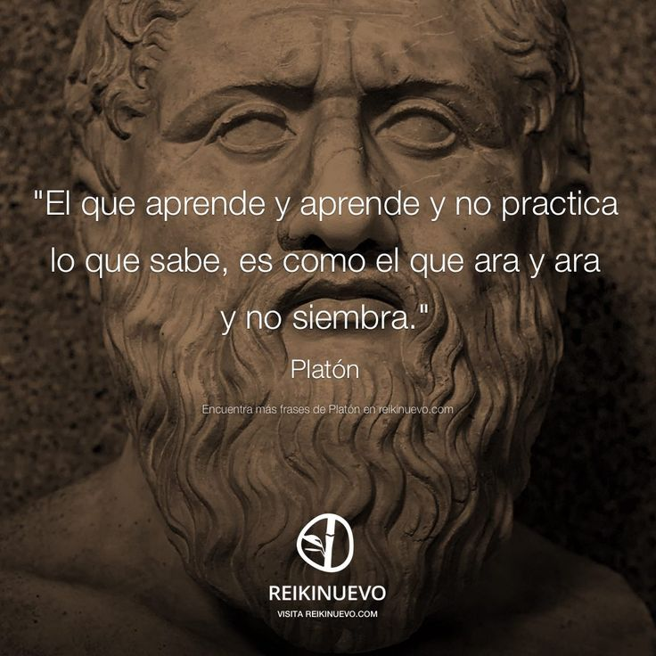 Platón: Llevar a la práctica http://reikinuevo.com/platon-llevar-practica/