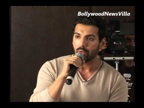 john abraham - i want to learn boxing.