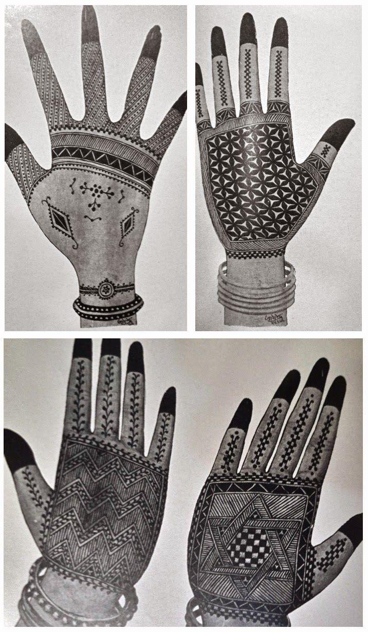 Image result for historic henna patterns