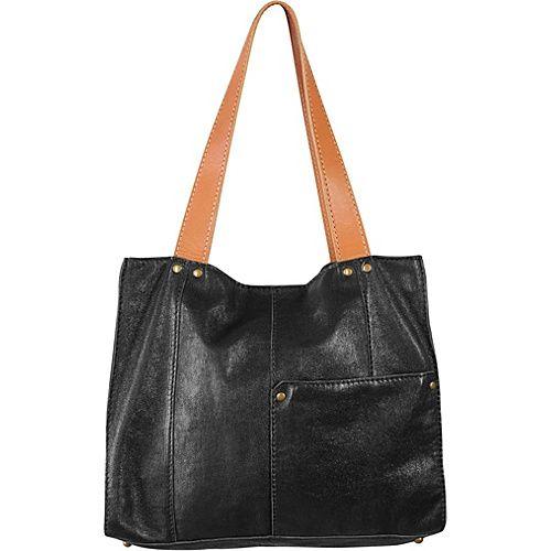#Handbags, #LeatherHandbags - Ellington Handbags Valerie Tote Black - Ellington Handbags Leather Handbags