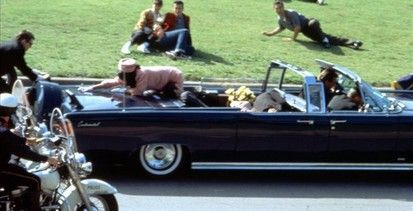 The Establishment Media and the JFK Assassination - http://conservativeread.com/the-establishment-media-and-the-jfk-assassination/
