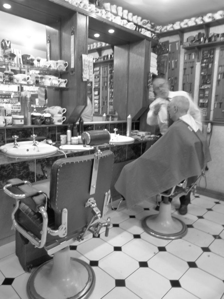 #barbershop #photography   Cardiff Markets
