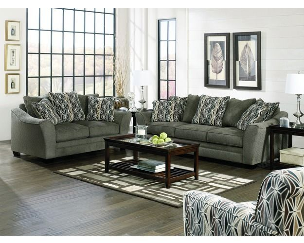 Best 25 ashley furniture sofas ideas on pinterest for Ashley durapella chaise
