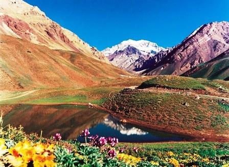 Paisaje de Mendoza - Argentina #travel #mendoza with Argentinacarsrental.com