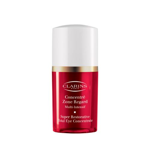 Clarins Super Restorative Eye Concentrate Review - Beauty by the Geeks