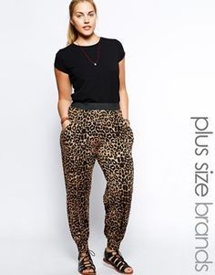 Plus size dress outfits joggers