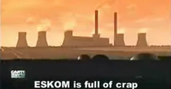 """awesome Leon Schuster - Eskom is vol Kak & Gee My Krag Back in 2008 Leon Schuster was GATVOL (had enough) and he wrote a couple of songs """"Gee my krag"""" and """"Eskom is vol Kak"""" just for Eskom.  https://www.sapromo.com/leon-schuster-eskom/6737"""