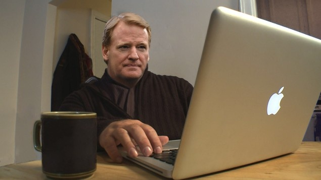 Frustrated Roger Goodell Trying To Find Live Stream Of Bears, Packers Game   The Onion - America's Finest News Source