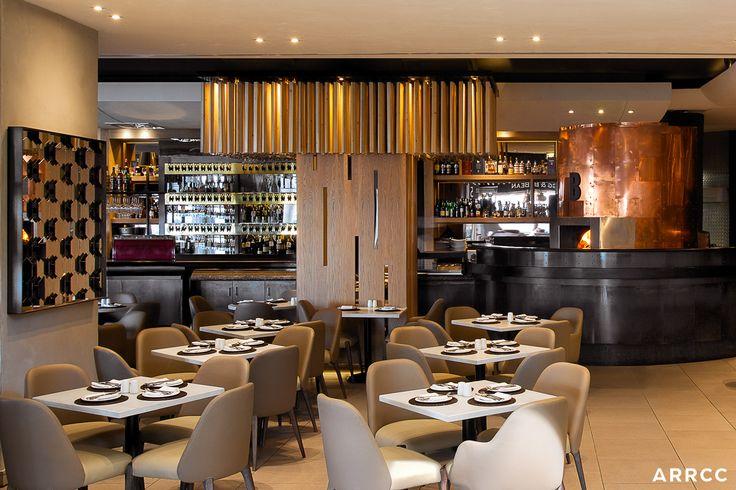 ZA Balduccis - ARRCCinspiration, design inspiration, interior decor, interior architecture, house ideas, luxury, restaurant, dining