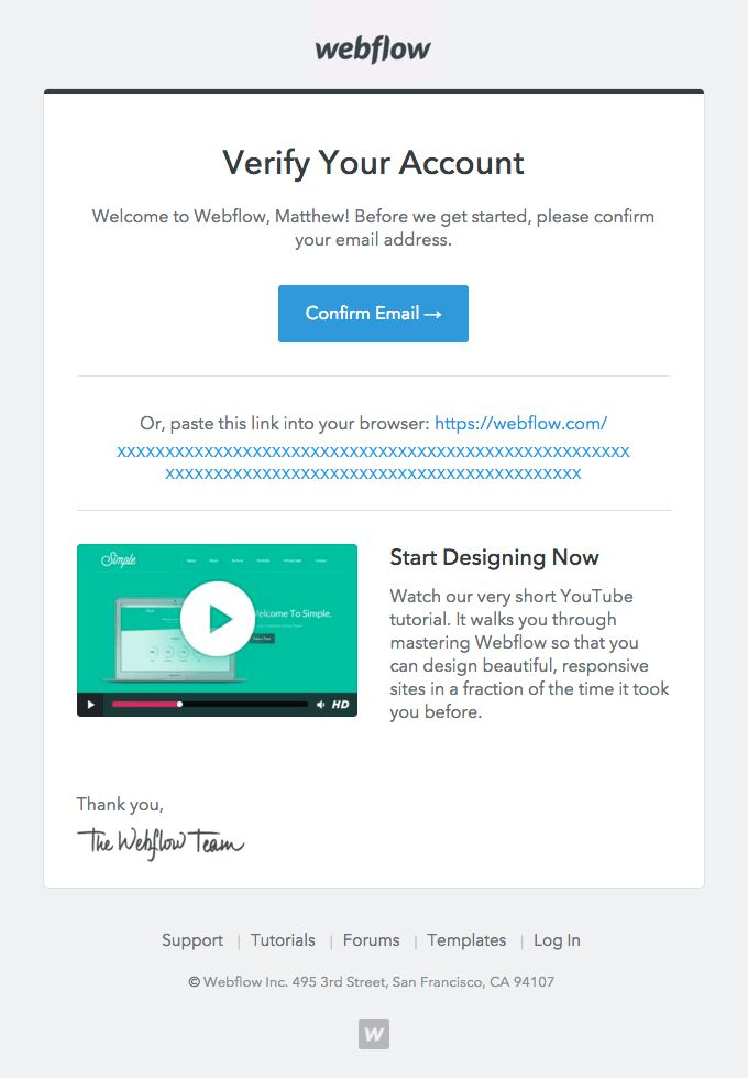 18 best Email images on Pinterest Email newsletter design, Email - confirmation email template