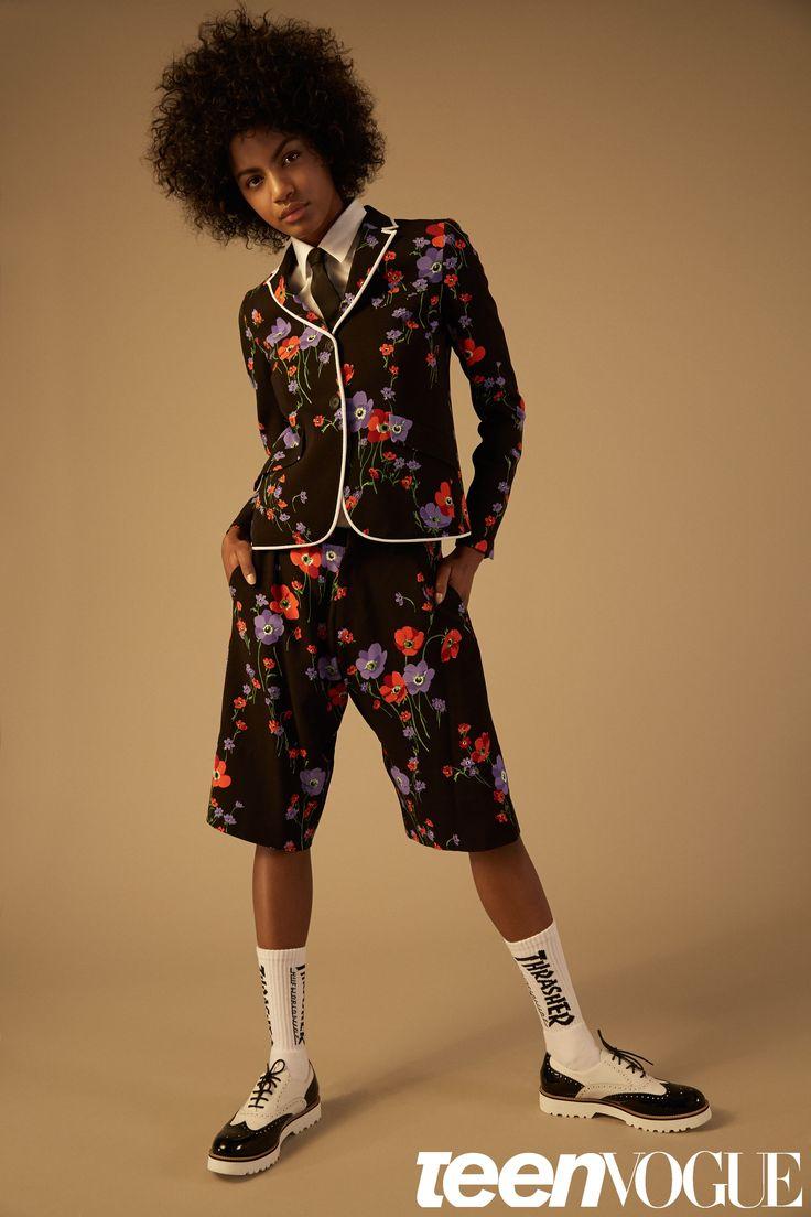 Best Prom Dress Alternatives - Cool Suits for Women   Teen Vogue