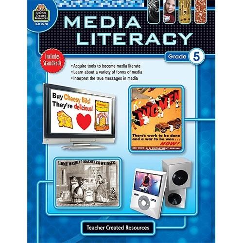 Gr 5 Media Literacy - Scholar's Choice Teachers Store