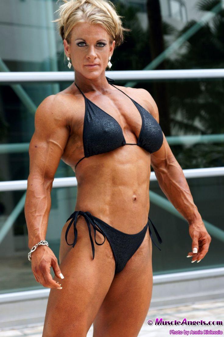 Erotica female fitness muscle talk