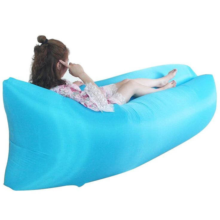 Sun Lorence Outdoor Inflatable Lounger Sofa Air Filled Sleeping Couch Pool Floats Compression Sacks ** Insider's special review you can't miss. Read more  : Air Lounges