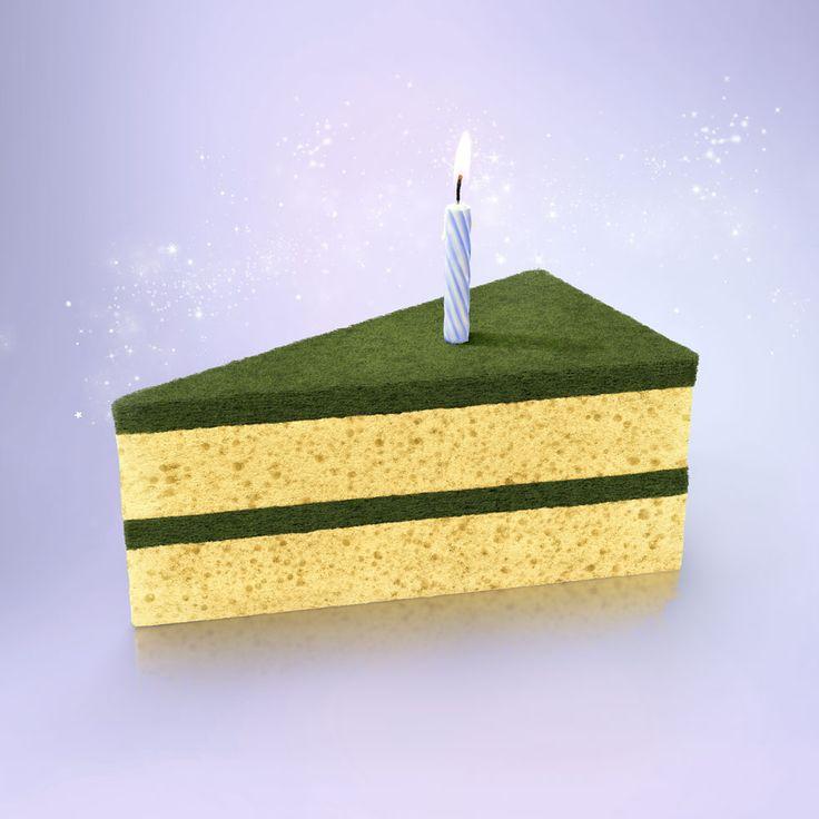 50 years Sanitas | Cake
