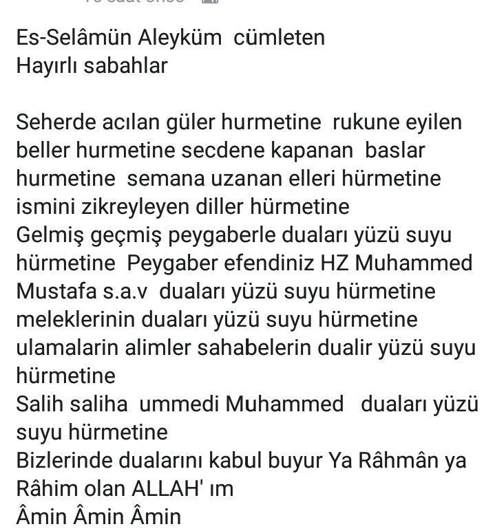 Birgul Baspinar Orakci Adli Kullanicinin Turkce Dualar Panosundaki Pin Dualar Dil
