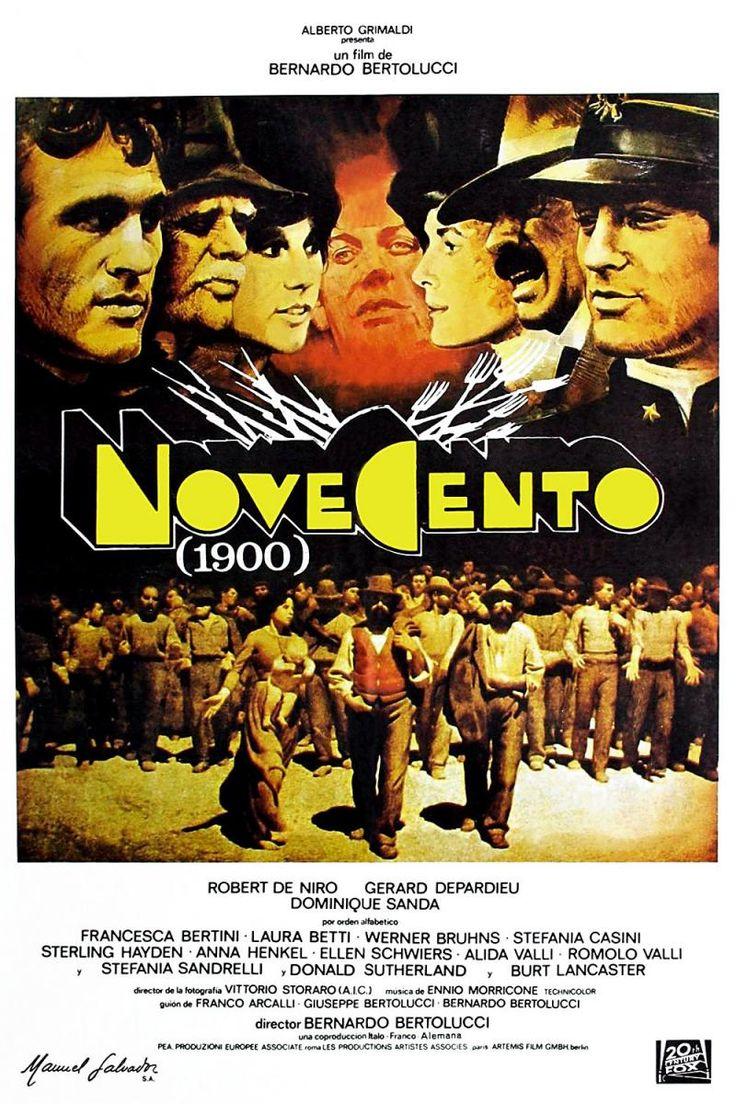 Novecento un film de Bernardo Bertolucci
