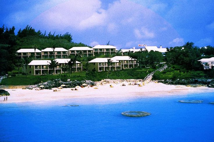 Coco Reef Bermuda Stunning Beachfront Luxury Hotel A Fabulous Site For Weddings