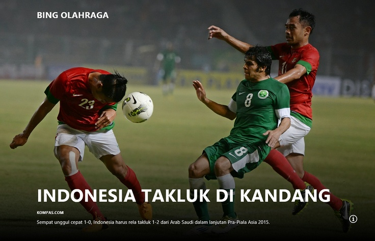 Dua gol sundulan taklukkan Indonesia | Berita Terbaru 2013
