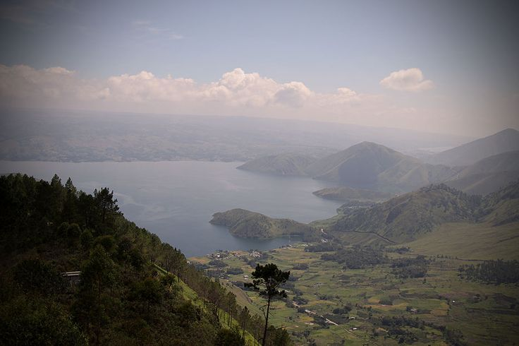 At over 1,145 square kilometers, and 505 meters at its deepest point, Lake Toba is the largest Lake in South East Asia and the largest volcanic lake in the world.