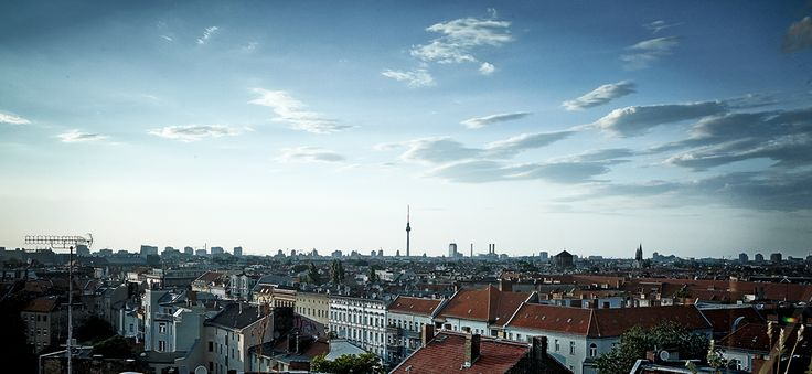 Berlin Mitte Ansicht aus Richtung Neukölln by Ralph K. Penno Photography / Germany / Berlin