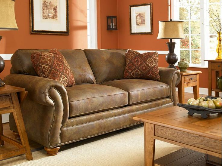 50813 by Broyhill Furniture in Manhattan, KS - Laramie Sofa